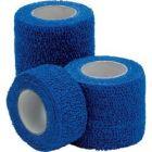 Bande de contention cohésive élastique Coban 3M Couleur Bleue 10 cm x 450 cm