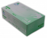 Gants Latex à Usage Unique Non Poudrés taille M (boîte de 100)