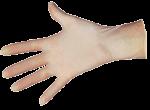 Gants Latex à Usage Unique Poudrés taille S (boîte de 100)