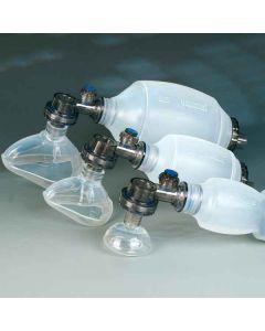 KIT RES-Q-BREEZER Silicone Line, masque en 3 pièces pour BAVU T0-1 ENFANT