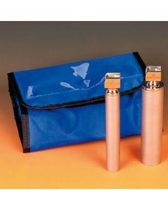 Manche de laryngoscope Standard Ø 30 mm pour un laryngoscope avec lumière conventionnelle