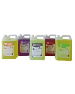 3D parfum PIN DES VOSGES, Détergent, Désinfectant, Surodorant pour les sols, bidon 5L