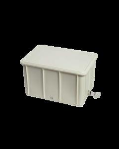 Instrubac 40L, Vol. utile 20L : robinet + panier + couvercle plein non-autoclavable