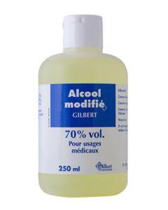Alcool Modifié 70° biocide 125 ml