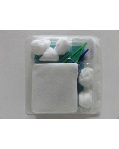 Set Pansement Complet 2 A (2 pinces anat)  sous blister rigide, l'unité