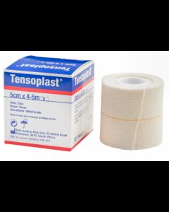 Tensoplast bande élastique adhésive 5 cm x 4.5 M