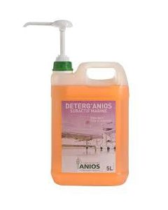 DETERG'ANIOS SURACTIF MARINE Bidon de 5 litres