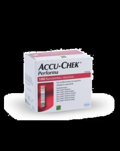 Bandelettes Accu-chek Performa , boîte de 50x2
