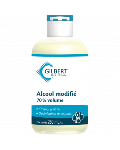 Alcool Modifié 70° biocide 250 ml