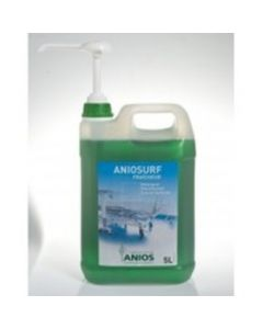 ANIOSURF FRAÎCHEUR Bidons de 5 litres avec 1 pompe de 20ml