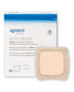 AQUACEL foam Adhésif 12.5cm x 12.5cm par boite de 16 RUPTURE SANS DELAIS D APPRO