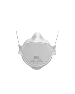 Masque de protection respiratoire 3M type FFP2 avec bec de canard, boîte de 50