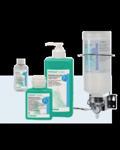 Softalind BBRAUN Gel hydroalcoolique flacon de 1 Litre + pompe