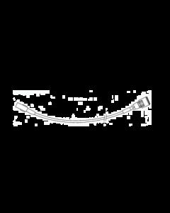 Prolongateur linéaire 0.25m LP, B Braun, boite de 100