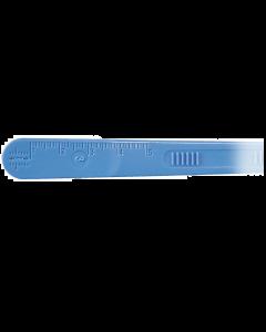 Bistouri stérile standard N°20, la boîte de 10