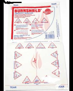 Burnshield 20x20cm compresse d'hydrogel