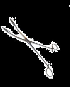 Pince longuette droite Longueur 24 cm