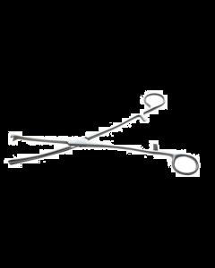 Pince MUSEUX -Mors 7 mm droite- longueur: 24 cm