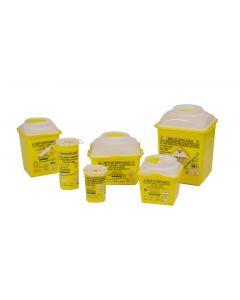 Container, Collecteur d'aiguilles MiniCompact 1L DASRI