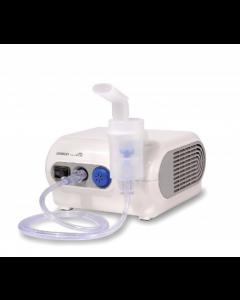 Nébuliseur à compresseur Omron C28P, masques Adulte/Enfant