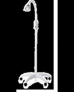Lampe  LUXIFLEX 29  AVEC PIED À ROULETTESpour examens et interventions chirurgicales mineures