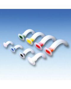 Canule de Guédel stérile ISO 10.0 (100mm), Grand adulte, Rouge à l'unité