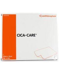 CICA-CARE - Plaque de gel de silicone pour cicatrices hypertrophiques et chéloïdes - 120mm x 150mm - La plaque