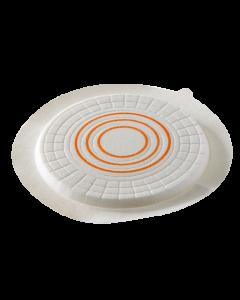 Comfeel Plus Plaque Mousse, hydrocolloïde diam. 10cm, Boite de 10