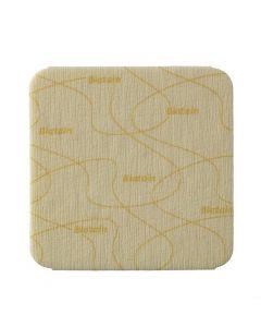 Biatain Soft Hold - Pansements hydrocellulaires micro-adhérents, 12.5x12.5cm, Boite de 10