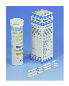 Bandelette Urinaire Medi-test Combi5N, boîte de 50