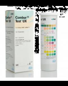 Bandelettes urinaires COMBUR 10UX pour l'appareil URISYS 1100 , boîte de 100