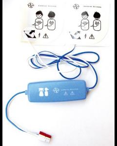 Electrodes adultes de défibrillation (la paire) CARDIAC SCIENCE G3
