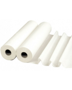 Draps d'examen blanc Lisse 100% ouate de cellulose 60X38, 150 formats