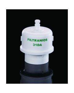 Filtranios 31 DA + sortie Droite (Tous germes) Clip, par lot de 10