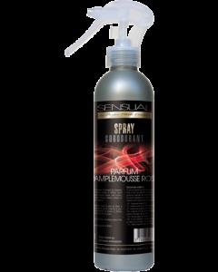 Spray parfumé rémanent PAMPLEMOUSSE ROSE pulvérisateur de 250ml