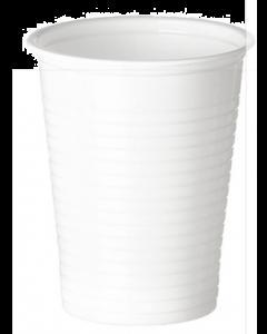 Gobelet blanc 20cl, le sachet de 100