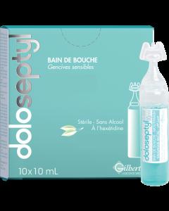 Doloseptyl unidoses 10 ml boîte de 10