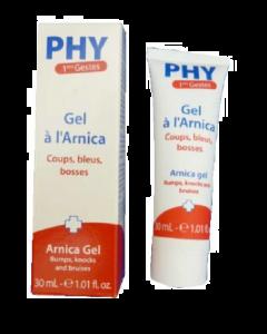 Gel Arnica , tube de 30 ml