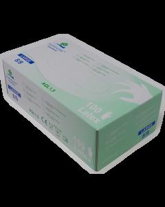 Gants Latex à Usage Unique Non Poudrés taille L (boîte de 100)