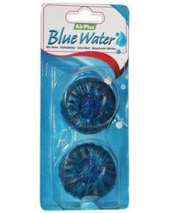 Bloc chasse d eau Bleue Nicols ou Spado, Boîte de 2 pastilles
