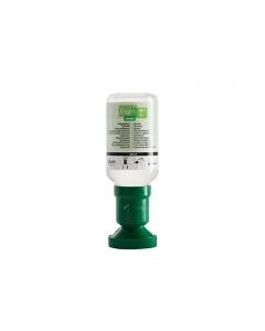 Flacon 250 mL pour rinçage / lavage oculaire avec œillère forme ergonomique