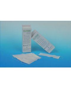 Masque en papier double épaisseur avec élastiques par boîte de 100