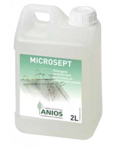 MICROSEPT (spécial fraises podo) Bidon de 2 litres