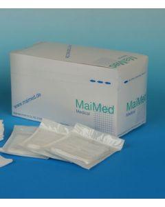 Compresses de gaze stériles 7.5cmx7.5cm boîte de 100x1 compresse