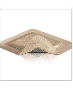 Mepilex® Border Ag Pansement hydrocellulaire antimicrobien auto-adhesif stérile 7,5x8,5cm