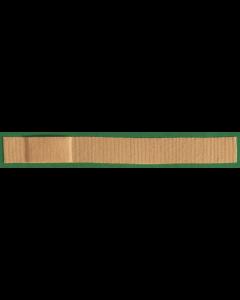 Pansement en textile couleur chair , 18cm x 2 cm , sachet de 100 pièces
