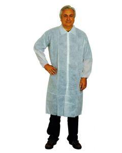 Blouse de protection XL non stérile avec poches