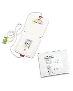 Paire d'électrodes Stat Padz II adulte défibrillateur AED+ ZOLL