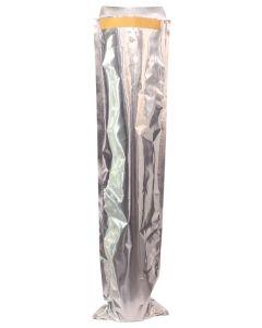 Sachet Aluminium pour Cendrier Mural, 6L, Carton de 36