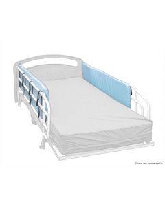 Paire de protège barrières de lit, Longueur 192 cm , Largeur 82 cm , fermeture velcro.
